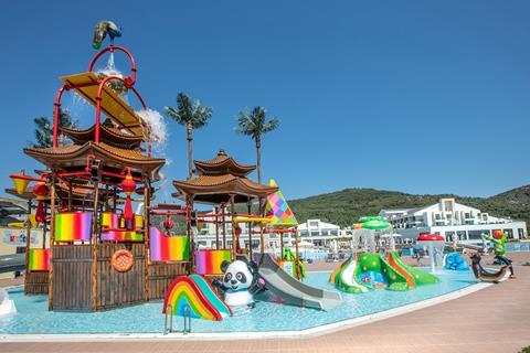 KoruMar Ephesus Beach & Spa Resort Turkije Noord-Egeïsche Kust Kusadasi sfeerfoto 3