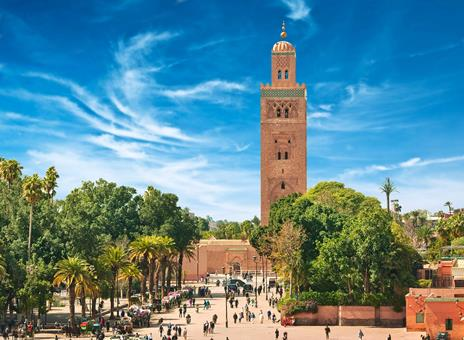 8-daagse combinatiereis Marrakech & Agadir