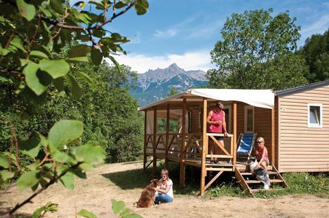 TOP DEAL vakantie Hautes-Alpes 🚗️Le Courounba - Campéole