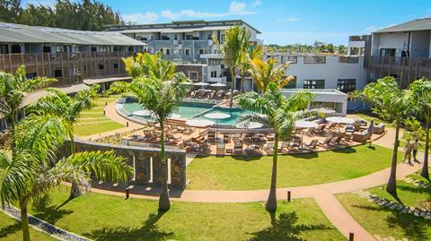 Be Cosy Mauritius Noordkust Trou Aux Biches sfeerfoto 3