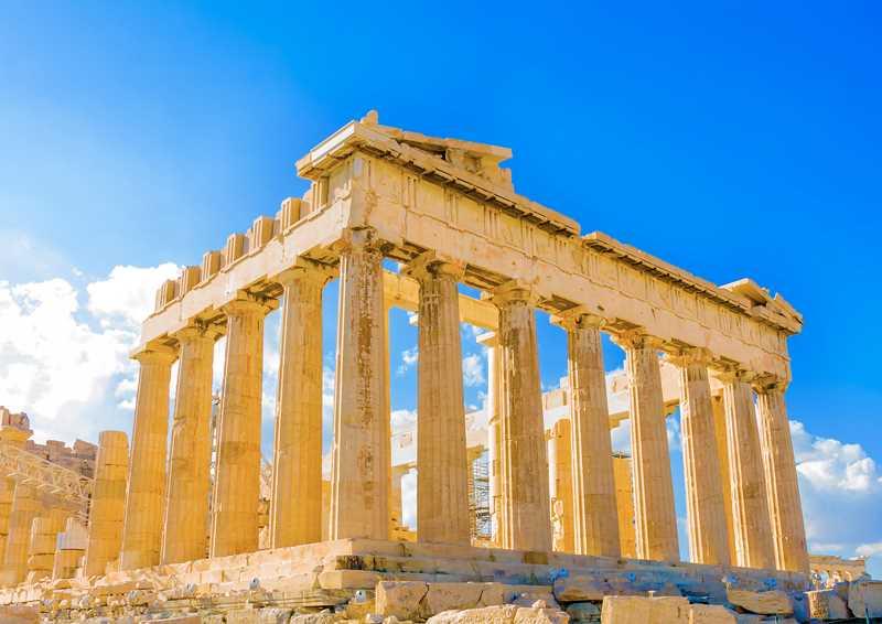 Bekende Gebouwen In Griekenland.8 Daagse Rondreis Klassiek Griekenland Rondreis