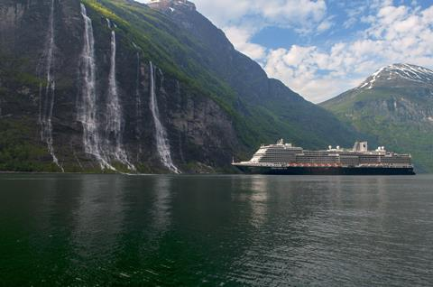 15-daagse Noordkaap cruise vanaf Amsterdam