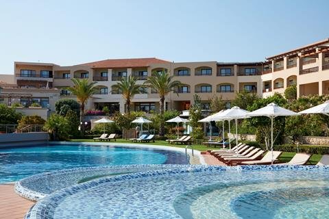Minoa Palace Beach Resort & Spa Griekenland Kreta Platanias sfeerfoto 3