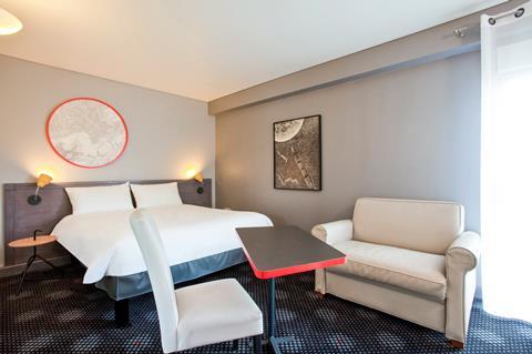 Citytrip Parijs - hotel Ibis Styles