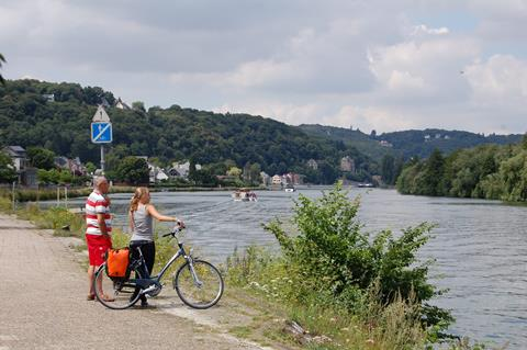 TUI Reizen: 8-daagse fietsreis Maastricht - Sedan