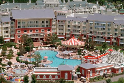 Disney\'s Boardwalk Inn