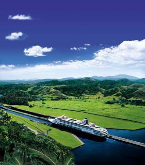 20-dg Panamakanaal cruise vanaf Fort Lauderdale