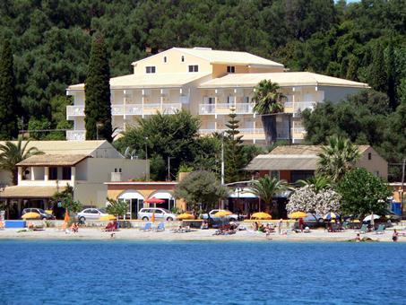 Ipsos Beach Griekenland Corfu Ipsos sfeerfoto 2