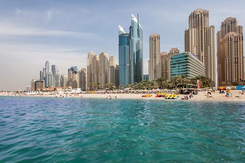 Last minute vakantie Dubai 🏝️Hilton Dubai Jumeirah