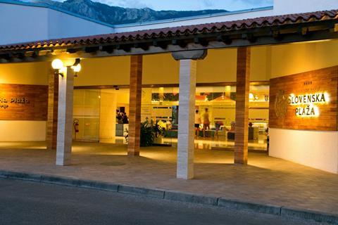 Slovenska Plaza 4*