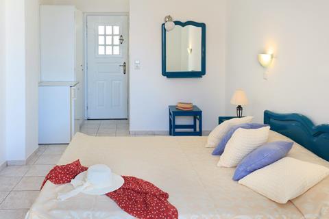 Villa Vergina Griekenland Cycladen Perissa sfeerfoto 1