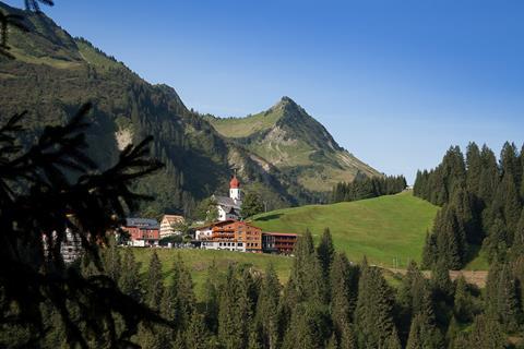 Alpenhotel Mittagspitze