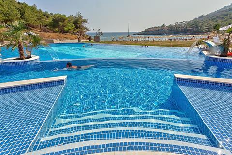 Thassos Grand Resort Griekenland Thassos Agios Ioannis sfeerfoto 4
