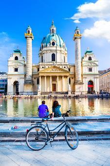 8-daagse fietsreis Passau - Wenen