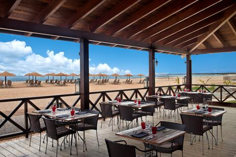 Melia Tortuga Beach Resort & Spa Kaapverdië Sal Santa Maria sfeerfoto 1