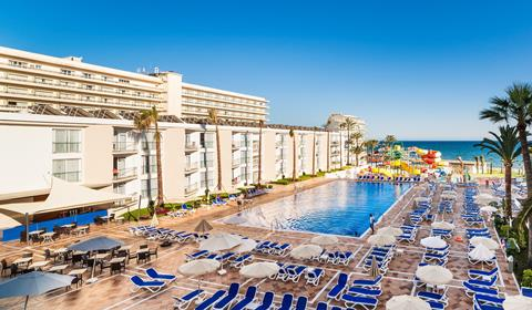 SPLASHWORLD Playa Estepona Spanje Andalusië Estepona  sfeerfoto groot