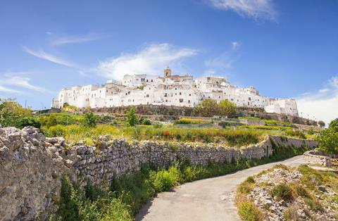 8-daagse rondreis Proef Puglia