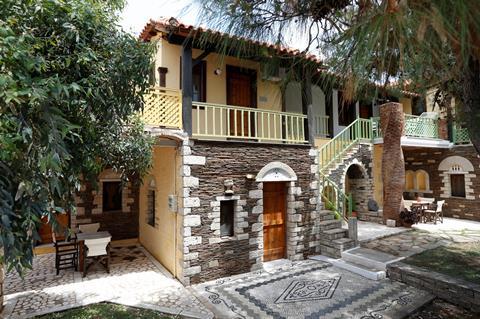 Sirena Village Griekenland Samos Kambos sfeerfoto 4