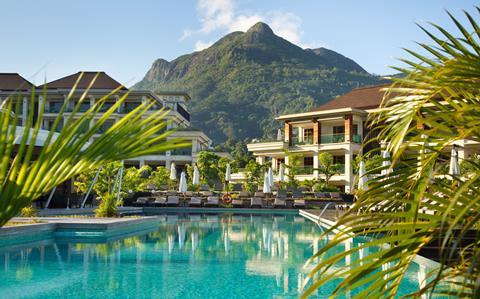 Savoy Resort & Spa Seychellen Mahé Beau Vallon sfeerfoto 3