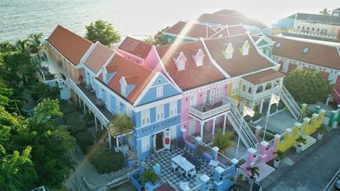 Scuba Lodge & Ocean Suites Curaçao Curaçao Willemstad sfeerfoto 1