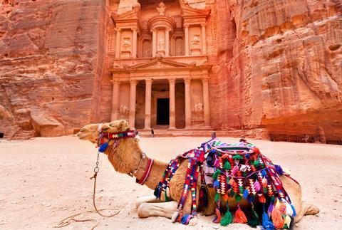 8 daagse rondreis Cultuurschatten van Jordanie