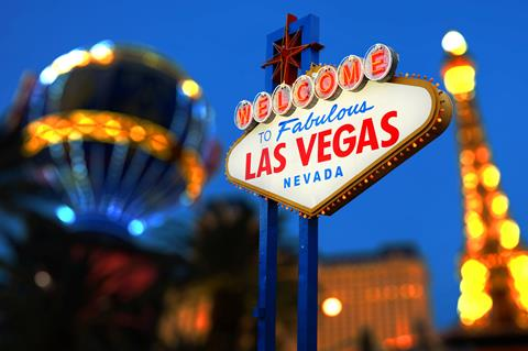 Startpakket Las Vegas
