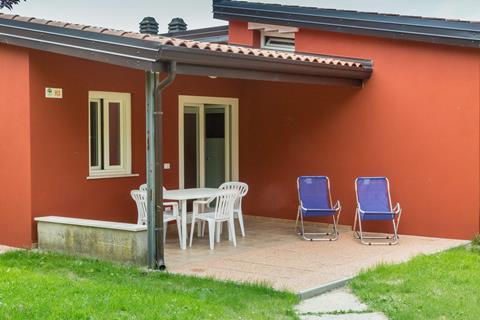 Goedkope familievakantie Gardameer - Del Garda Village & Camping