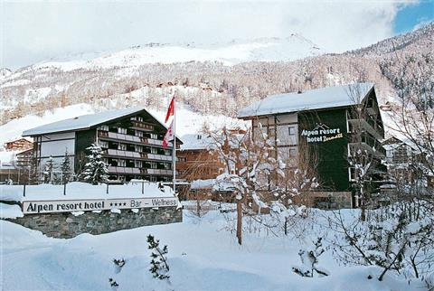 Wintersport Alpen Resort in Zermatt (Matterdal, Zwitserland)