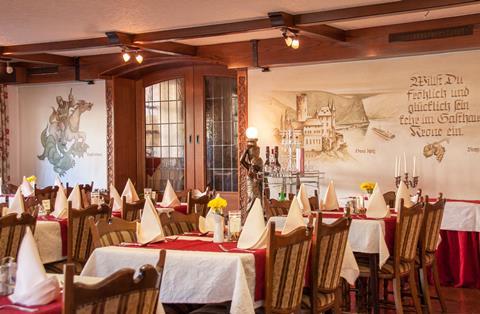 Last minute autovakantie Rijnland-Palts 🚗️Hotel Restaurant Krone