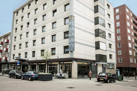 All inclusive stedentrip Zuid-Holland - Savoy Rotterdam