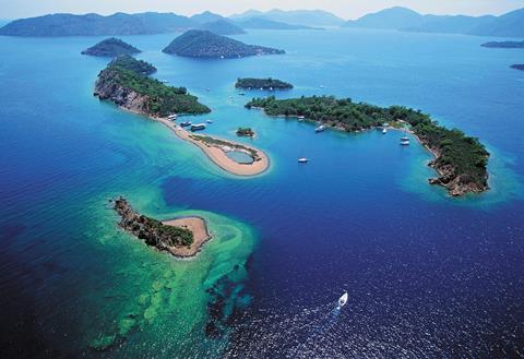 8-daagse Blue Cruise Egeische Kust