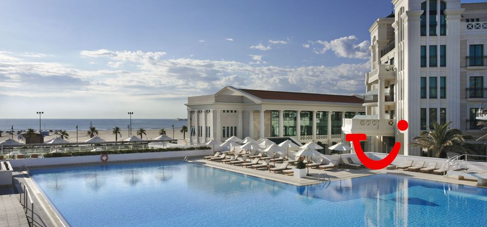Las Arenas Balneario Resort Hotel Valencia Tui