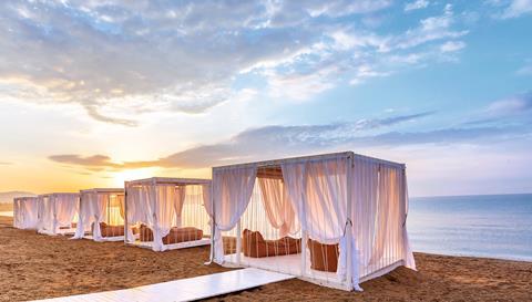 TUI BLUE Lagoon Palace Griekenland Chalkidiki Kalives sfeerfoto 2
