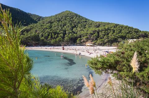 TUI SUNEO Cala Llonga Spanje Balearen Cala Llonga sfeerfoto 3