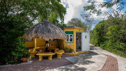 Flamingo Park Curaçao Curaçao Sint Willibrordus sfeerfoto 3