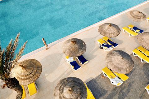 Skanes Family Resort Tunesië Golf van Hammamet Skanes sfeerfoto 3