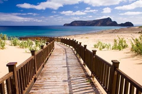 8-dg Eilandhoppen Madeira - Porto Santo - Specials