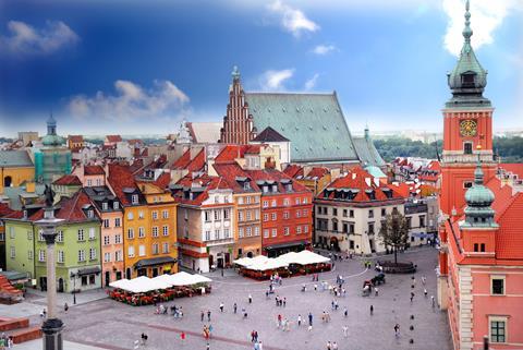 15-daagse rondreis Polen en Baltische Staten