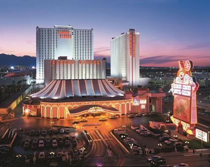 Verre reizen Circus Circus in Las Vegas (Las Vegas, Verenigde Staten)