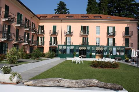 Residence Antico Verbano Italië Lago Maggiore Meina sfeerfoto 1