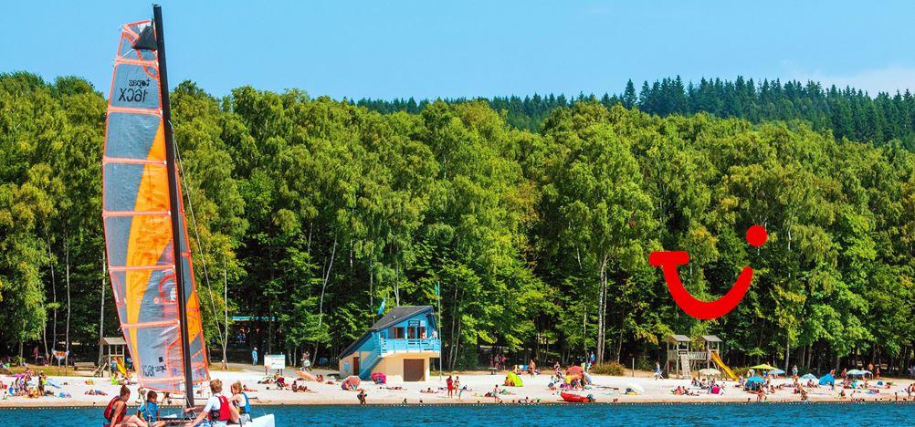 Le Lac Des Vieilles Forges Homair Camping Les Mazures