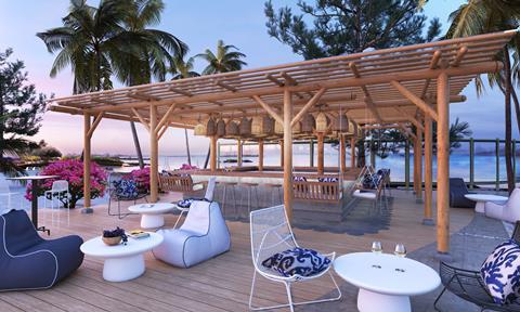 Lagoon Attitude Mauritius Noordkust Anse la Raie sfeerfoto 1