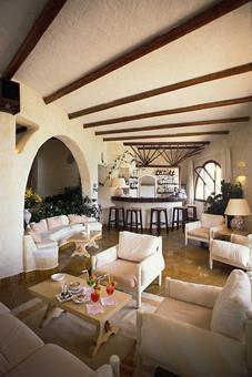 Club Hotel Italië Sardinië Baia Sardinia sfeerfoto 3