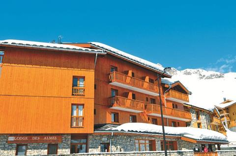 village club le lodge des almes capvacances