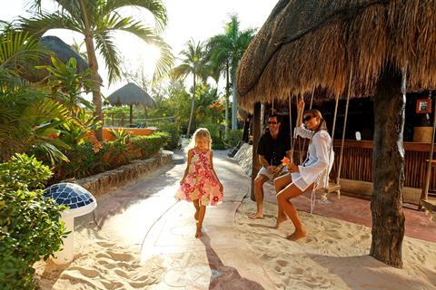 Mahékal Beach Resort Mexico Yucatan Playa del Carmen sfeerfoto 4