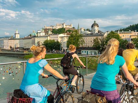 8-daagse fietsreis Salzburg - Wenen