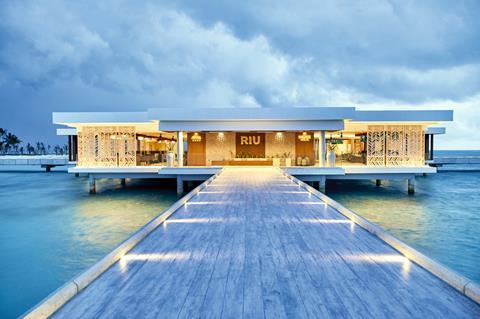 RIU Atoll Malediven Malediven Maafushi sfeerfoto 2