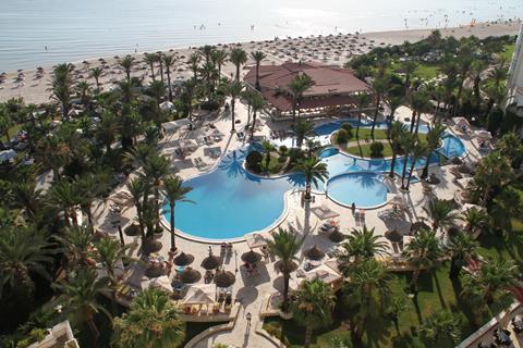 Riadh Palms Tunesië Golf van Hammamet Sousse sfeerfoto 4