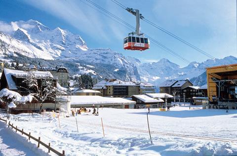 TIP skivakantie Berner Oberland ⛷️Wengener Hof