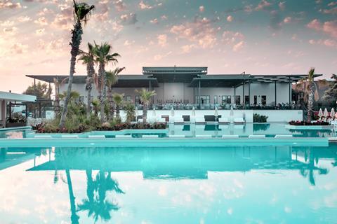 Paloma Orenda Resort Turkije Turkse Rivièra Side  sfeerfoto groot
